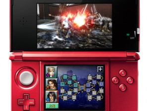 Dynasty Warriors VS - 3DS