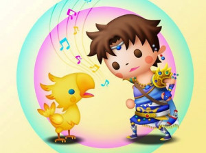 Theatrhythm Final Fantasy - 3DS