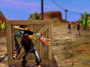 The Gunstringer - Xbox 360