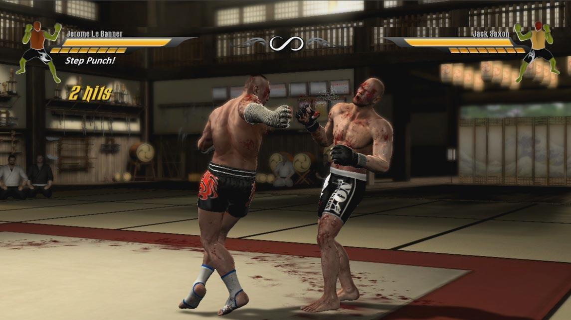 Supremacy MMA - PS3