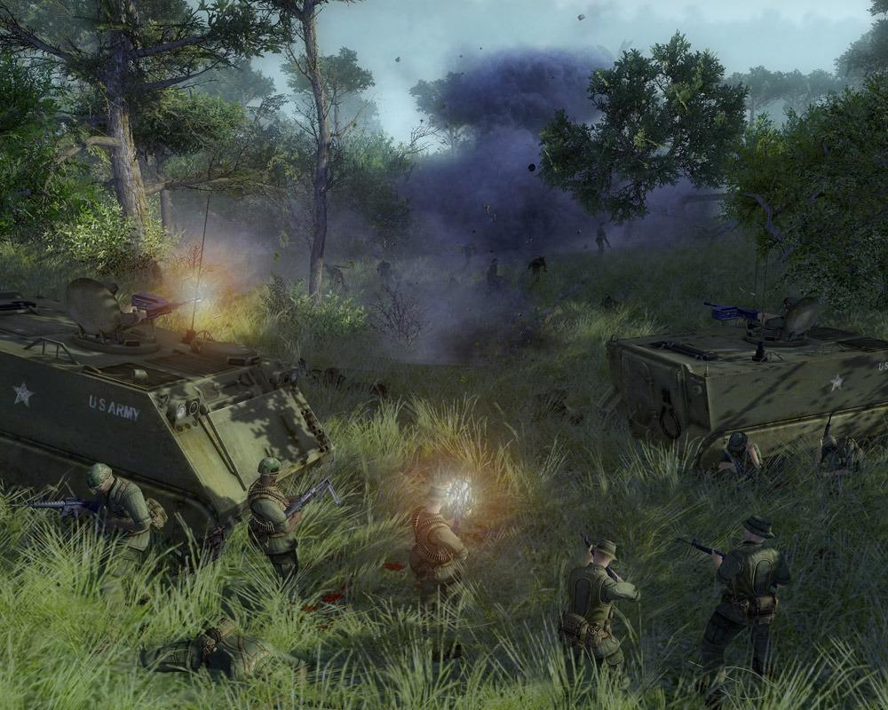 Men of War : Vietnam - PC