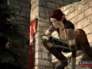 Dragon Age II : Mark of the Assassin - PS3
