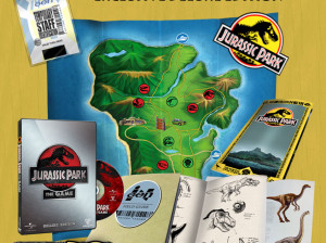 Jurassic Park : The Game - PC