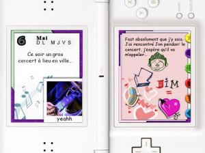 Léa Passion présente Mes secrets de filles - DS