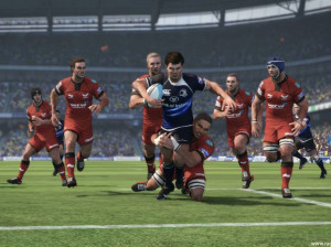 Jonah Lomu Rugby Challenge - PC