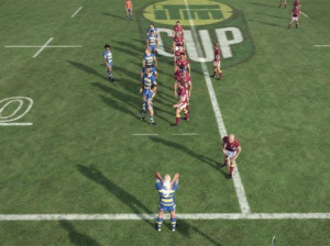 Jonah Lomu Rugby Challenge - PS3