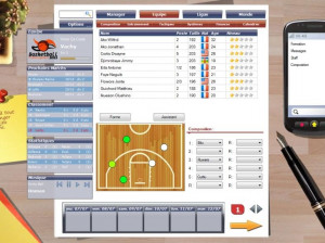 Basketball Pro Management 2012 - PC