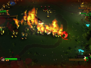Burn Zombie Burn! - PS3