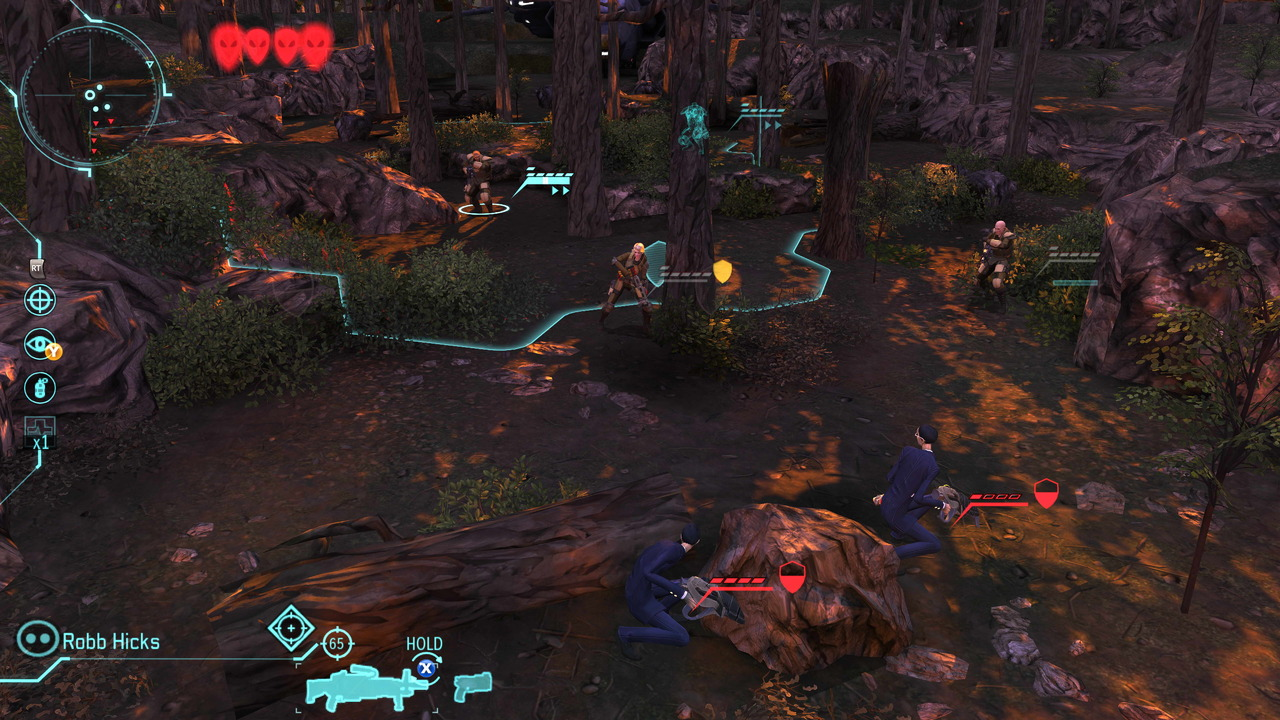 XCOM : Enemy Unknown - PC