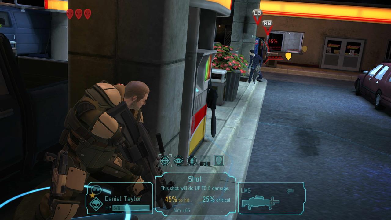 XCOM : Enemy Unknown - PS3
