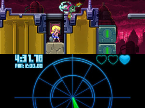 Mighty Switch Force ! - 3DS