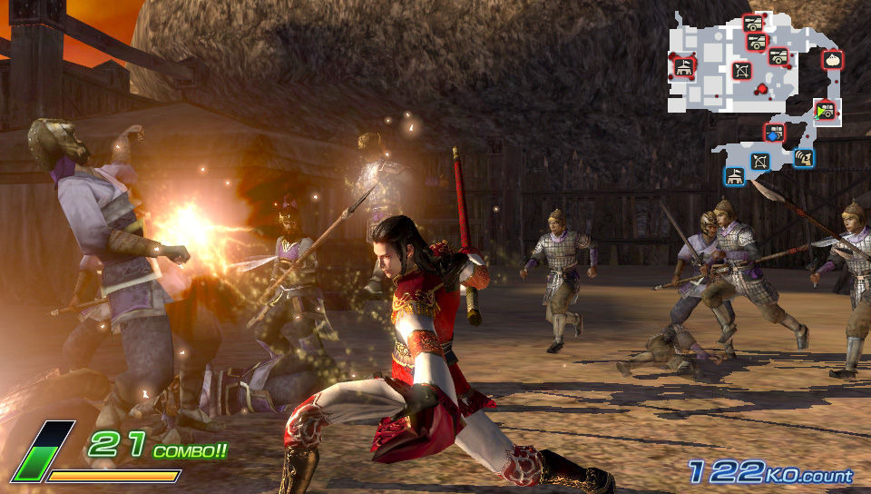 Dynasty Warriors Next - PSVita