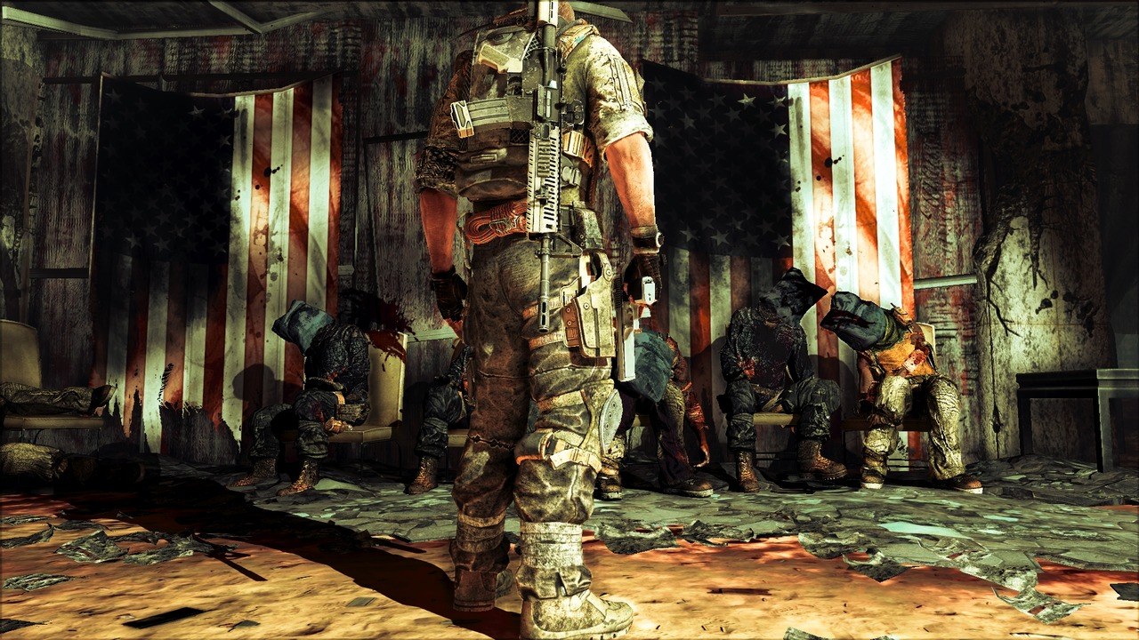 Spec Ops : The Line - PS3