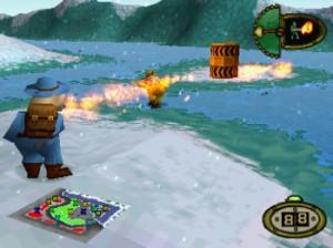 Les Cochons De Guerre - PlayStation