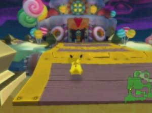PokéPark 2 : Le Monde des Voeux - Wii