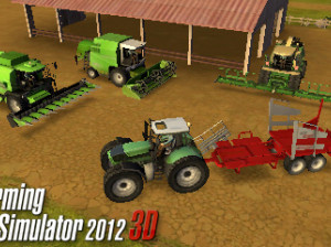 Farming Simulator 2012 3D - 3DS