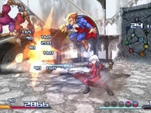 Project X Zone - 3DS