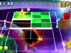 Mario Tennis Open - 3DS