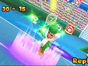 Mario Tennis Open - 3DS