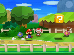 Paper Mario Sticker Star - 3DS