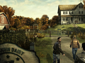 The Walking Dead : Episode 2 - Starved for Help - PS3