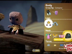 LittleBigPlanet Cross Controler DLC Pack - PS3