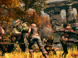 Of Orcs And Men - PS3