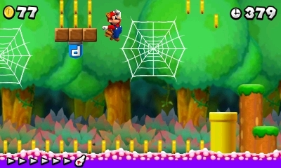 New Super Mario Bros 2 - 3DS