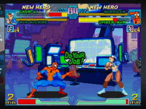 Marvel Vs. Capcom Origins - Xbox 360