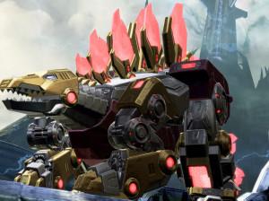 Transformers : La Chute de Cybertron - Xbox 360