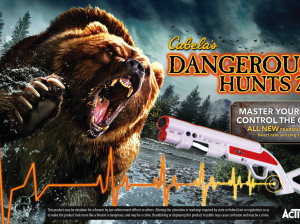 Cabela's Dangerous Hunts 2013 - PS3