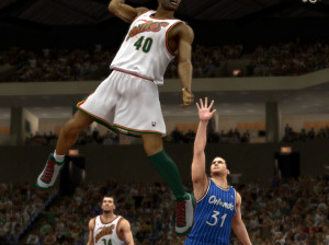 NBA 2K13 - Wii U