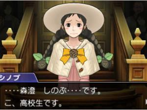 Phoenix Wright : Ace Attorney Dual Destinies - 3DS