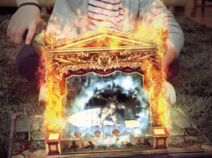 Wonderbook : Book of Spells - PS3