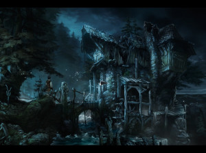 L'Oeil Noir : Les Chaînes de Satinav - PC