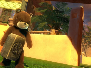 Naughty Bear : Panic in Paradise - PS3