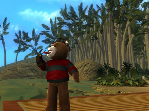 Naughty Bear : Panic in Paradise - Xbox 360