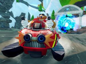Sonic & All-Stars Racing : Transformed - Xbox 360