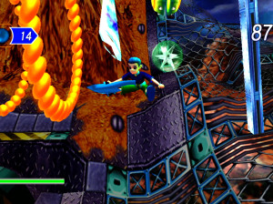 NiGHTS : Into Dreams... HD - Xbox 360