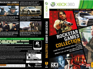 Rockstar Games Collection Edition 1 - Xbox 360
