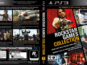 Rockstar Games Collection Edition 1 - PS3