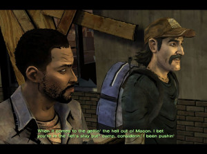 The Walking Dead : Episode 3 - Long Road Ahead - PC