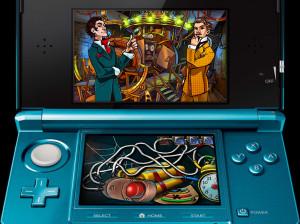 Sherlock Holmes et le Mystère de la Ville de Glace - 3DS