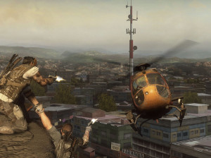 Army of Two : Le Cartel du Diable - PS3