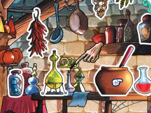Geronimo Stilton : Retour au Royaume de la Fantaisie - PSP