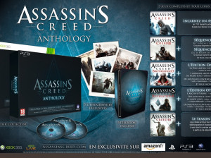 Assassin's Creed Anthology - Xbox 360