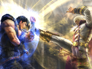 Fist of the North Star : Ken's Rage 2 - Wii U