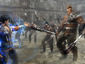Fist of the North Star : Ken's Rage 2 - Wii U