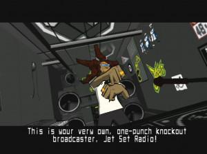 Jet Set Radio - PSVita
