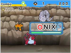 Pokémon : A la conquête du clavier - DS